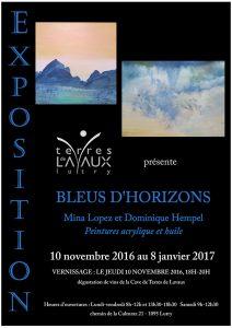 Exposition Bleus d'Horizons