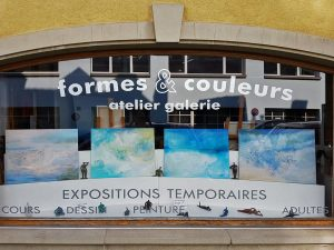 Atelier Galerie Formes et Couleurs, Pully