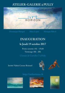 Ateliere-Galerie ArtHorizon Inauguration